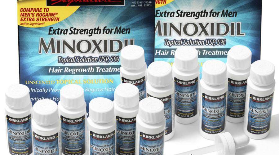 Minoxidil – O Remédio Que Faz o Cabelo Crescer